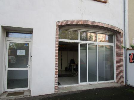 Location - Local commercial ou professionnel - montauban